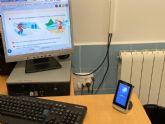 Todos los centros educativos de Puerto Lumbreras arrancan el trimestre con medidores de CO2 para mantener una adecuada ventilación en las aulas