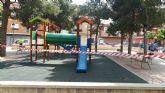 Alcantarilla cierra a partir de mañana todos los parques, jardines y espacios públicos ante el avance de la pandemia
