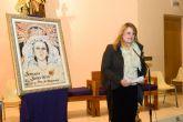 La Virgen de las Penas protagoniza el cartel de la Semana Santa de Puerto de Mazarrón