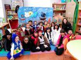 El programa de Animación a la lectura continúa con la actividad dirigida a segundo de Educación Primaria, El tesoro del pirata
