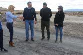 Diego Conesa se suma al clamor de los vecinos para el arreglo de la carretera que une Campos del Río con Alguazas