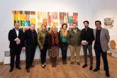 Obras de treinta artistas se exponen en Mazarrón hasta el 10 de marzo