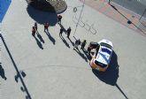 El Ayuntamiento torreño adquiere un coche y un dron para Protección Civil