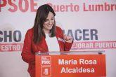Gran participación en la presentación de María Rosa García