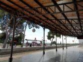 Desde hoy se interrumpe la circulaci�n de trenes entre Murcia y �guilas hasta el 23 de febrero