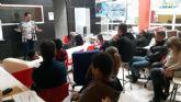 200 j�venes y medio centenar de padres y madres participan en la I Lan Party Tecnol�gica de Juventud