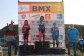 Chiara Muñoz arranca la temporada de BMX en El Campello como l�der de la Copa de España
