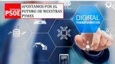 Se aprueba la propuesta del PSOE para la creación de un plan de apoyo y financiación para la digitalización de PYMES de Totana