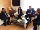 Autoridades municipales se reúnen con responsables de Renfe