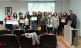 Veintitrés alumnos recibieron sus diplomas tras el curso sobre cómo gestionar más eficazmente una asociación