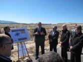 Próximo inicio de los trabajos de la nueva rotonda que mejorará los accesos al polígono industrial de Las Torres de Cotillas