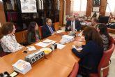 Prorrogan el convenio de colaboración con la UMU para el mantenimiento de la sede permanente de extensión universitaria en Totana