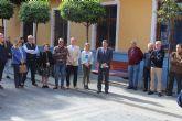 Alcantarilla rindió un recuerdo a las Víctimas del Terrorismo en el quince aniversario del Día Europeo