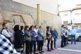 Archena se suma al homenaje a las víctimas del terrorismo en el día en que ocurrieron los atentados de Atocha en Madrid