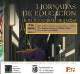 V Jornadas 'Una Educación Para el Siglo XXI, Miradas desde las Ciencias y las Artes.