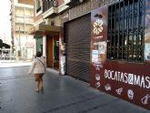 Un trabajo de campo de PSOE y UGT alerta de que un 26% de los locales de la calle Mayor y siete vías anexas están cerrados