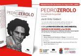 Jordi Ortiz Gisbert presenta el libro Pedro Zerolo. Una lucha por la igualdad el jueves 12 de marzo en Molina de Segura