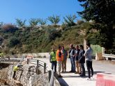 Refuerzan la movilidad segura en la carretera que conecta Villanueva del Río Segura y Archena