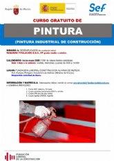 Curso gratuito de pintura industrial en la Fundaci�n Laboral de la Construcci�n
