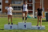 Ana Isabel Navarro, campeona regional sub-16 de invierno en la prueba de 300 ML