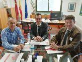 El Concejal de Estrategia Económica del Ayuntamiento de Molina de Segura se reúne con el Director General de Energía y Actividad Industrial y Minera para tratar asuntos de máxima importancia para el municipio