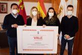 ANITEMA recibe 800 euros de los beneficios obtenidos por la venta de la revista de las fiestas patronales