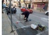 Brigada municipal: Trabajos del 10 y 11 de marzo