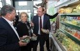 Pedro Antonio Sánchez: 'Las empresas agrícolas son un ejemplo de lo que es la Región como lugar de emprendedores'