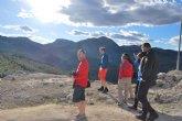 Operadores de turismo de naturaleza de Reino Unido y Noruega visitan Sierra Espuña