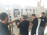 Encuentran empleo más del 70 % de los alumnos del curso de Montaje y mantenimiento de instalaciones eléctricas de baja tensión