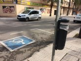 Colocarán 90 nuevas papeleras en diferentes puntos del casco urbano y pedanías