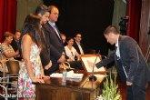 Asensio Soler, concejal de Ciudadanos, renuncia a su acta de concejal en el Ayuntamiento de Totana