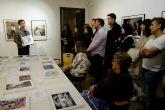 El museo Cristóbal Gabarrón de Mula acoge la exposición de los alumnos del máster UCAM-Fotogenio