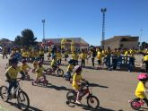 245 niños participan en el II Duatlón Escolar en La Estación-Esparragal