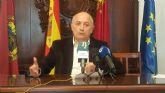Antonio Meca no asistirá a la tribuna de presidencia en la Semana Santa