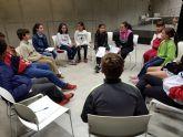 Los niños y niñas de Torre Pacheco participan en las elecciones municipales con 'Las Imprescindibles'.