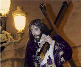 La Procesión Penitencial del Viernes de Dolores, presidida por la imagen de Ntro. Padre Jesús Nazareno, recorre las calles del centro histórico de Molina de Segura mañana día 12 de abril