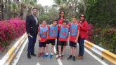 Niños de Alhama participan en el Concurso de Educaci�n Vial Infantil de Elche