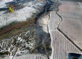 La Guardia Civil esclarece el incendio forestal que calcinó más de dos hectáreas de terreno