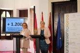 La Comunidad ha invertido 13 millones en la mejora de la gestión de residuos en Lorca