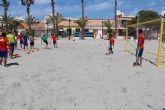 La selección Española absoluta de fútbol playa se concentra en San Pedro del Pinatar