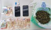 Tres detenidos en un dispositivo policial contra el tráfico de drogas en Molina de Segura