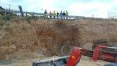 Fomento comienza las obras de reparación de la carretera que une Abanilla con la provincia de Alicante