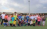La alcaldesa clausura la temporada de los Juegos Deportivos Escolares con la entrega de medallas y trofeos