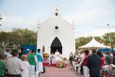 Comienzan las fiestas en el barrio de San Isidro de Puerto de Mazarr�n
