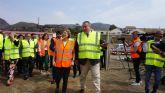 Las obras de regeneración de la Bahía de Portmán finalizarán en 2020