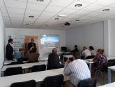 La Comunidad presenta en Mazarr�n las ventajas de la herramienta de inteligencia tur�stica