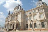 El Ayuntamiento de Cartagena se suma al minuto de silencio por las víctimas del COVID