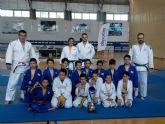 Más de 100 judokas participan en la Liga Judokita celebrada en San Pedro del Pinatar