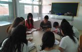 Finaliza el curso del club de literatura juvenil de la biblioteca municipal 'Rosa Contreras'